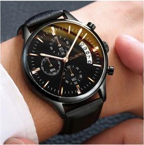 Relógio Masculino | Caixa De Aço Inoxidável