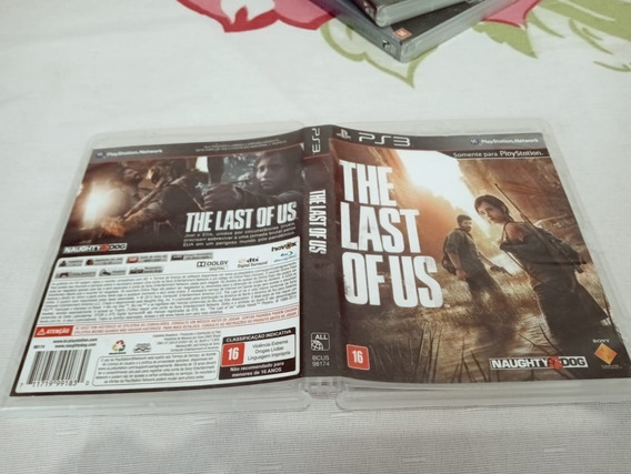Games Jogos Last Of Us Dublado Play3 11#t