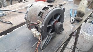 Motor Asincrono Monofasico Lavarropas Funciona -ramos Mejia