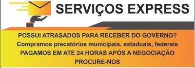 Compra De Precatorios ,rpvs,honorarios,direitos Creditorios.