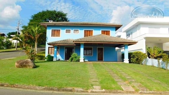 Casa Com 3 Dormitórios Para Alugar, 240 M² Por R$ 3.200/mês - Condomínio Alpes De Vinhedo - Vinhedo/sp - Ca1443