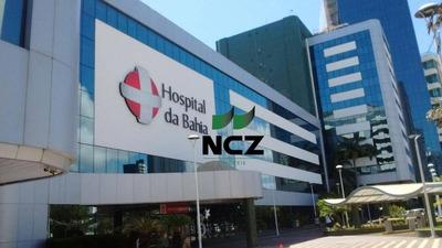 Sala À Venda, 31 M² Por R$ 287.500 - Hospital Da Bahia. - Sa0102