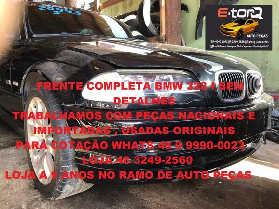 Sucata Bmw 328i Am51 V6 Automática Com Teto 1999 Completa