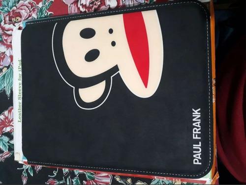 Capa Para iPad-leather Sleeve For iPad-neoperene-preta-l.002