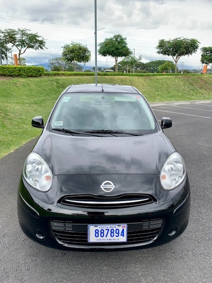 Nissan March Motor 1.6 2012 Excelente Estado
