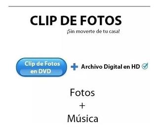 Video Clip De Fotos Con Música Para Fiesta De 15
