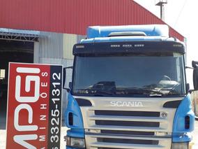 Scania P340 4x2 2010 !! Apenas R$145.000 !!