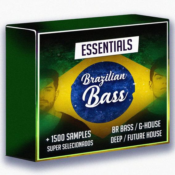 Brazilian Bass Essentials - Sample Pack