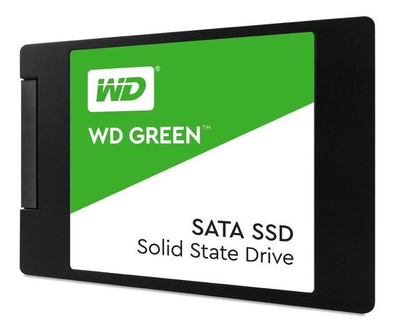 Disco Solido Ssd Western Digital 480gb Wd Green Sata Iii 6c