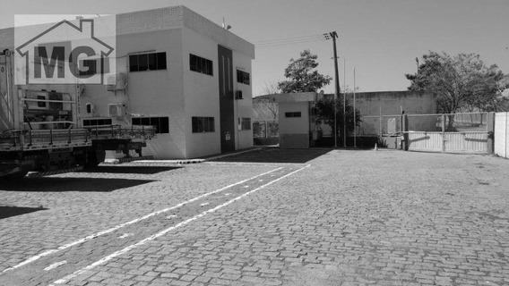 Galpão Para Alugar, 740 M² Por R$ 20.000/mês - Novo Cavaleiro - Macaé/rj - Ga0111