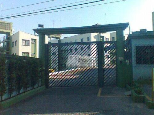 Apartamento Residencial À Venda, Jardim Flor Da Montanha, Guarulhos. - Ap0062