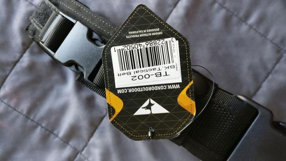 Cinturon Tactico Marca Condor