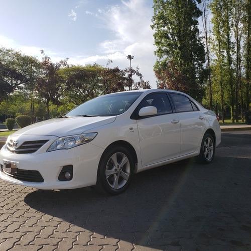 Toyota Corolla Xei Mt 136cv 2013 Unica Mano Permuto