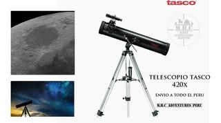 Telescopio Tasco Reflector Luminova 420x