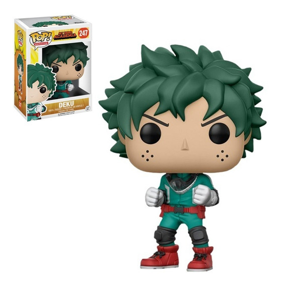 Figura Funko Pop Anime My Hero Academia - Deku 247