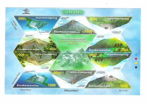 Indonesia- Hb- Volcanes-2003
