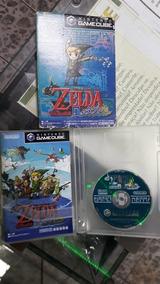 The Legend Of Zelda Takt Of Wind Japonês Game Cube