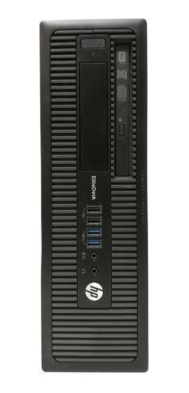 Computador Prodesk Hp 800 I5-4570 / 8gb / Ssd 240 Gb / Dvd