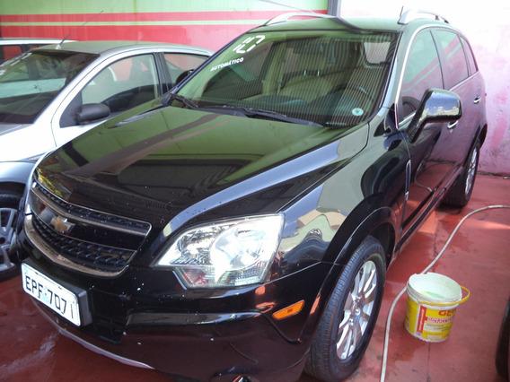 Chevrolet Gm Captiva Sport Awd 3.6 Preto 2010