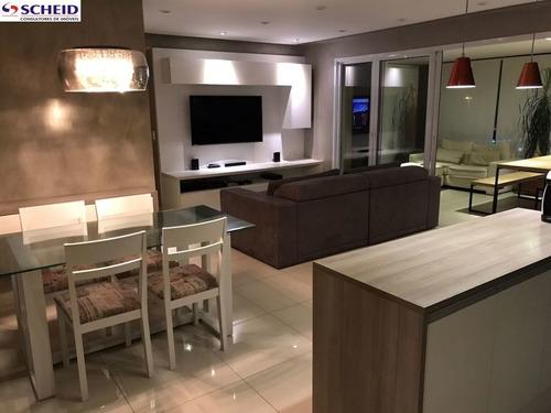 Imagem 1 de 15 de Apartamento De 105m² Com 02 Dormitórios- Vila Santa Catarina - Mc6758