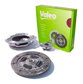 Kit Embrague Valeo Vw Gol 1.6 Senda Gacel 200mm 24 Estrias