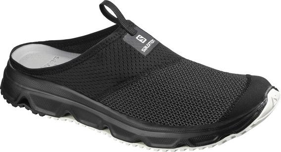 Calzado Masculina Salomon - Rx Slide 4.0 Negro - Running