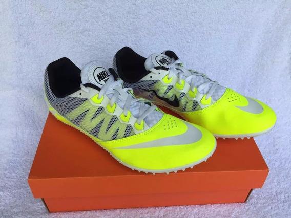 Zapatillas De Atletismo C/clavos. Amarilla Fluo Consultar