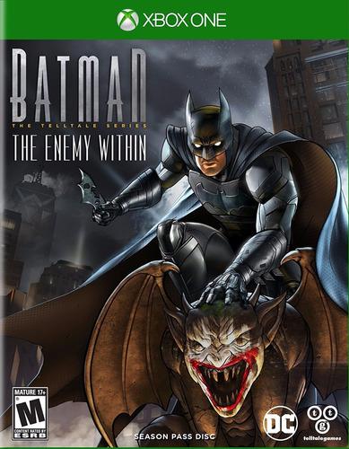 Imagen 1 de 6 de Batman The Enemy Within Fisico Nuevo Xbox One Dakmor