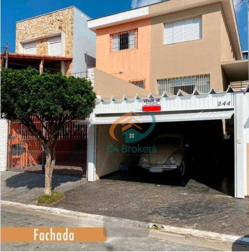 Imagem 1 de 20 de Sobrado Com 3 Dormitórios À Venda, 125 M² Por R$ 520.000,00 - Jardim Eliane - São Paulo/sp - So0328