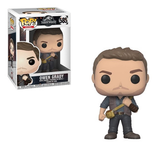 Funko Pop 585 Jurassic World 2 - Owen