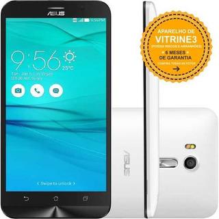 Asus Zenfone Go Zb551kl 16/2gb 4g Dual 13mp Branco Vitrine 3