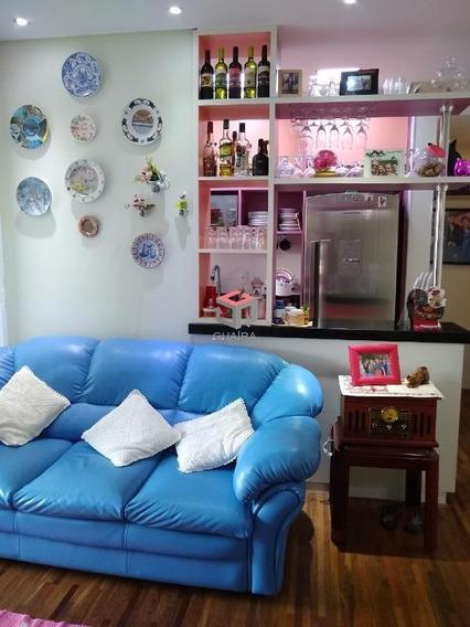 Apartamento À Venda, 2 Vagas, Jardim - Santo André/sp - 86378