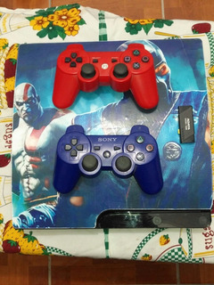 Playstation 3 Modificada 1 Memoria Usb 16gb