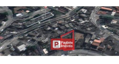 Terreno Para Alugar, 585 M² Por R$ 4.500,00/mês - Jardim Iporanga - São Paulo/sp - Te0389