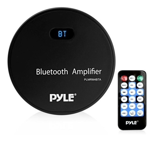 Pyle Stereo Marinos Nautico Embutir Plmrm4bta Bluetooth Usb