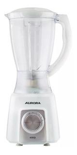 Licuadora Aurora Kutay B 4 Vel 1.5 Litros Blanca 430w
