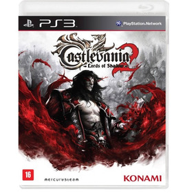 Castlevania: Lords Of Shadow 2 - Ps3 Midia Fisica