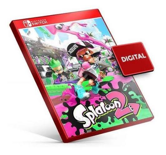 Splatoon 2 - Mídia Digital