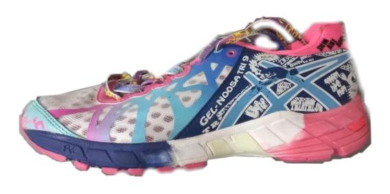 Zapatillas Asics Gel-noosa Tri 9 Asics Mujer - Olivos