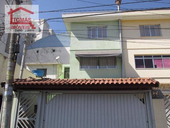 Sobrado Residencial À Venda, Vila Picinin, São Paulo. - So1172