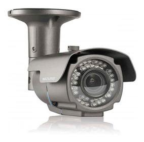 Câmera De Segurança Externa Metal 960p Ahd 72 Leds Varifoc