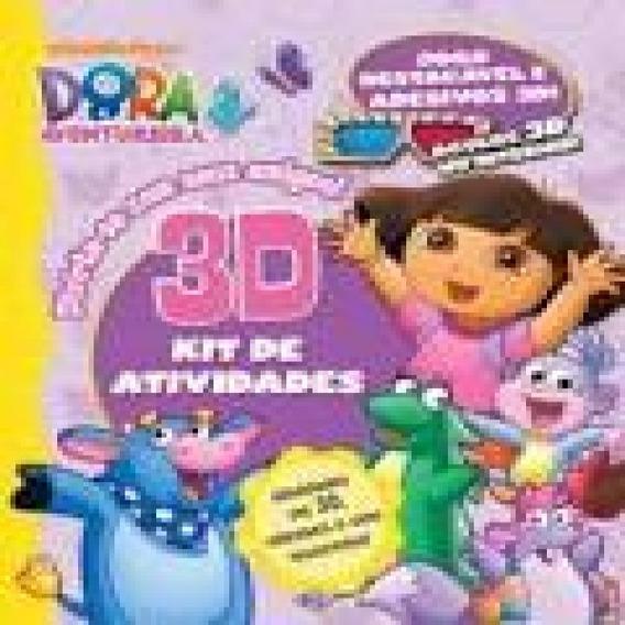 Livro Dora Divirta-se Com Seus Ami