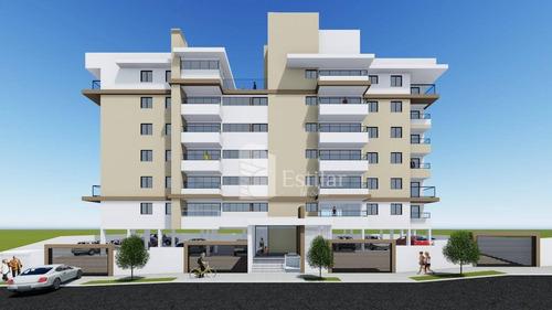 Apartamento 03 Quartos (01 Suíte) No Centro, São José Dos Pinhais - Ap3361