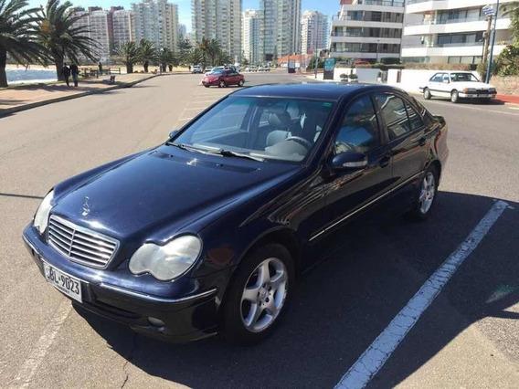 Mercedes-benz Clase C 3.2 C320 Avantgarde At 2001