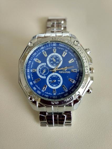 Relógio Importado Masculino Orlando Muito Lindo