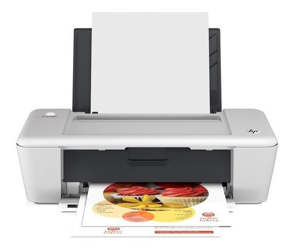 Impresora Hp Deskjet 1015 Sin Cartuchos Buen Precio Ah.