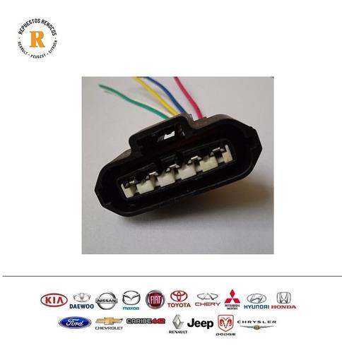 Conector Sensor Maf Toyota Corolla Yaris Runner Hilux