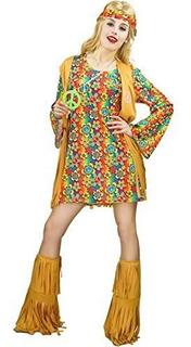 mejor mayorista excepcional gama de estilos y colores amplia gama Vestido Estilo Hippie Chic en Mercado Libre Colombia