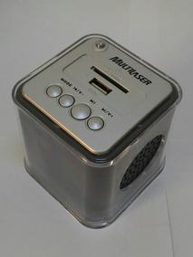 Caixa De Som Portátil Music Box - Multilaser