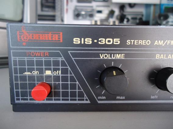 Antiga Frente.painel Som Sonata2x1sis-305